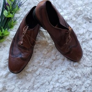 ROCKPORT MENS WINGTIPS SIZE 14 Light Brown